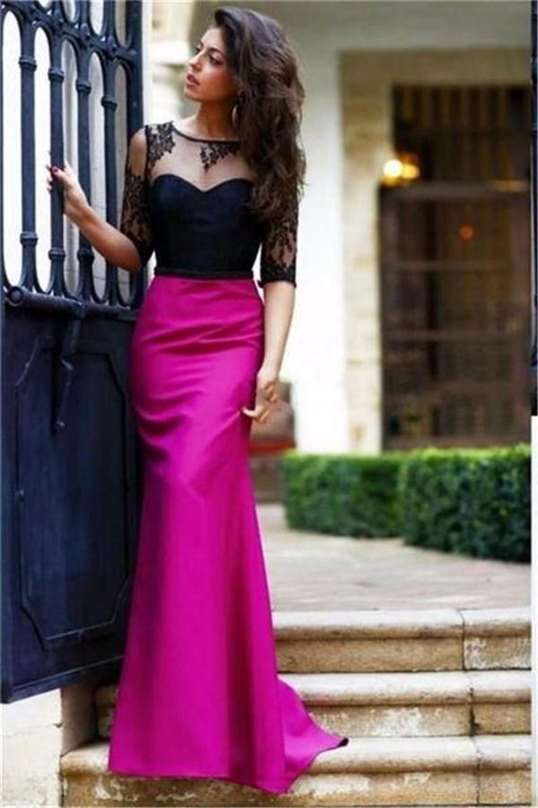 Mejores 148 imágenes de Mermaid Dresses en Pinterest | Vestidos de ...