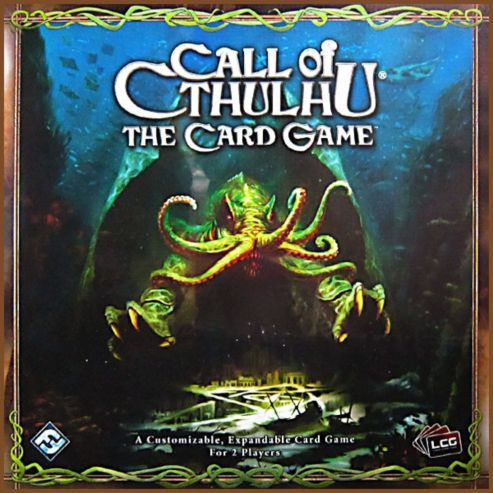 Call of Cthulhu : Core Set - Card Game - Fantasy Flight