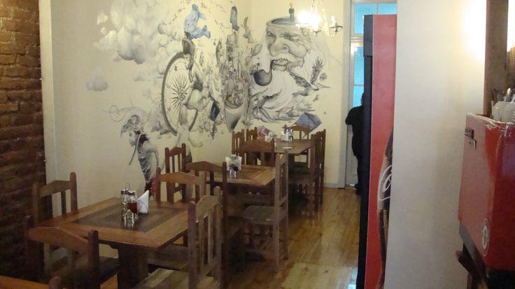 Café del Pintor - Valparaíso