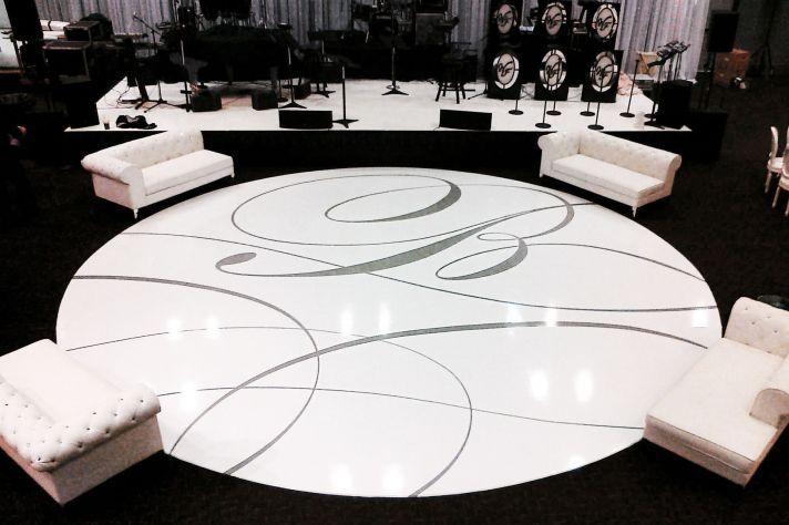 Circular dance floor?