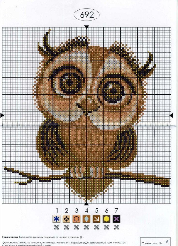 Kreuzstich dross stitch pattern