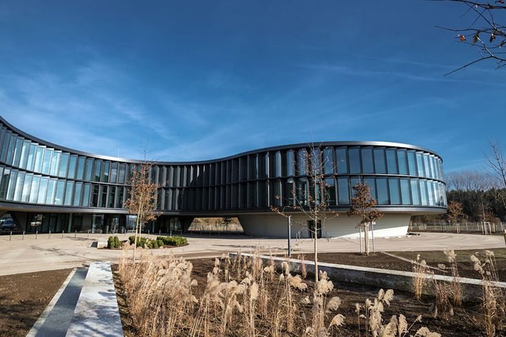 auer weber eso headquarters extension garching germany