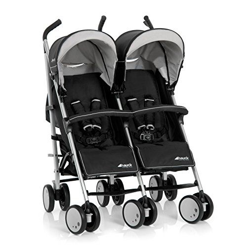 Hauck Buggy Torro Duo inkl. 2 Getränkeh., 2 Beind. Black (139028)  #niños http://carritosbebe.org/producto/hauck-buggy-torro-duo-inkl-2-getrankeh-2-beind-black-139028/