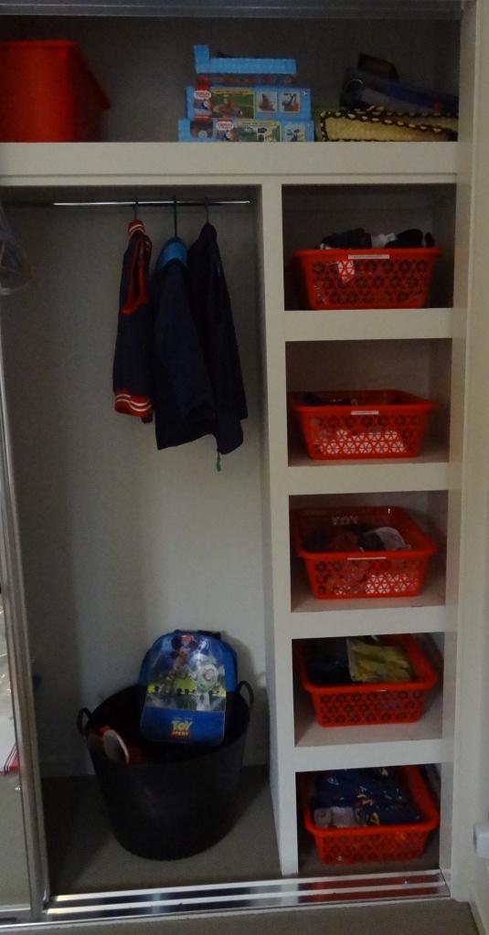 Little Boy's Room Freshen Up. Part 1 – MoreStorage