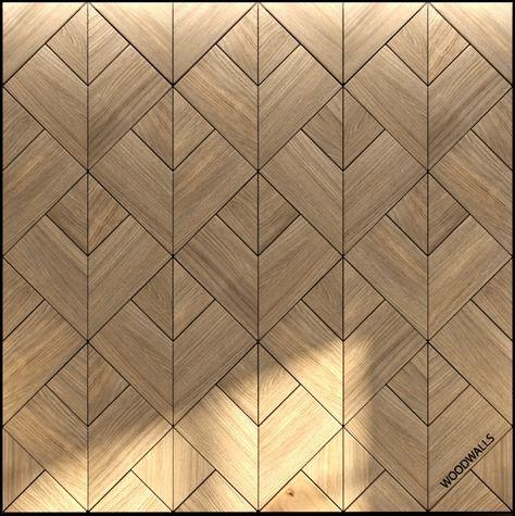 Проект: Стеновые панели из дерева. Серия Tulip — WoodWalls — MyHome.ru