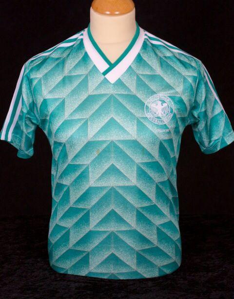 Stefan Reuter West Germany World Cup Semi Finals 1990