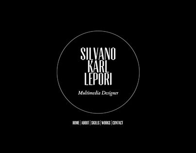 "Check out new work on my @Behance portfolio: ""Silvano Karl Lepori 
