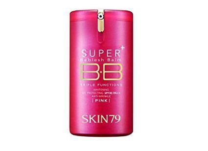 SKIN 79 SUPER Beblesh BB créme/cream Triple functions SPF 25 PA++ 40g pompe