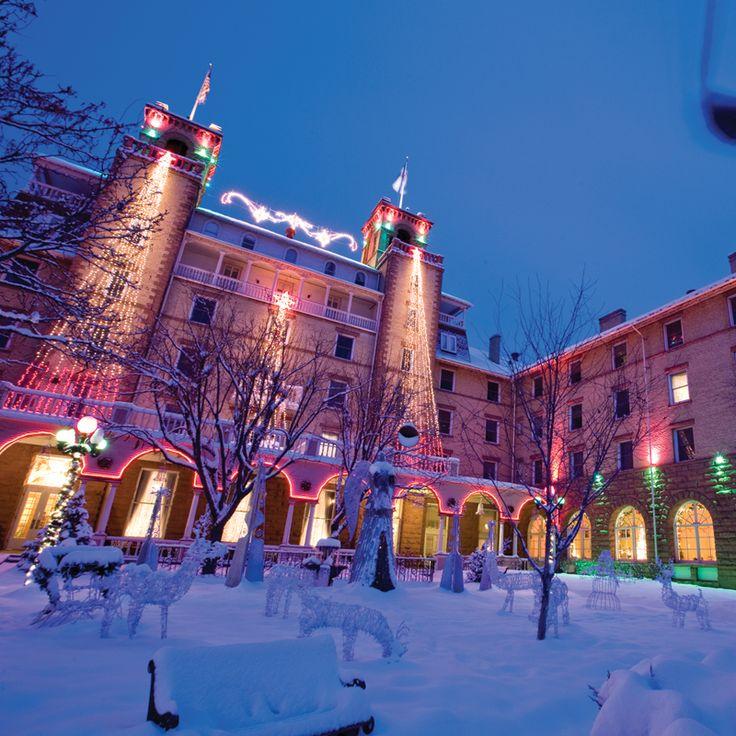 Lighting Colorado Springs: 23 Best Christmas In Glenwood Springs Images On Pinterest