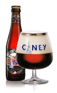 Ciney Bruin: Bier van hoge gisting. Dit donkerbruin bier met rode tinten is volmondig en zacht in de afdronk. De karaktervolle fruitige smaak wordt omlijnd door een zachte en fijne bitterheid.