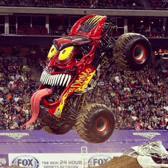 Ticket Alert: Monster Jam brings monster truck action to the ...