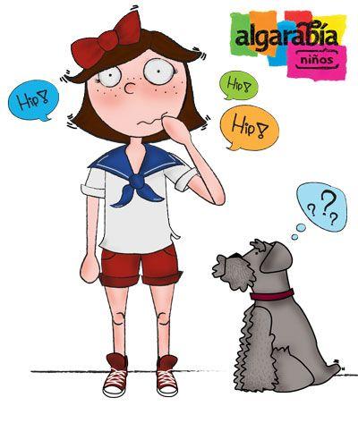 ¿Por qué nos da hipo? http://algarabianinos.com/