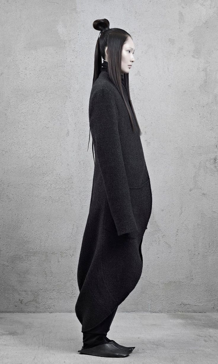 InAisce's Fall/Winter 12/13 'Pilgrim' collection