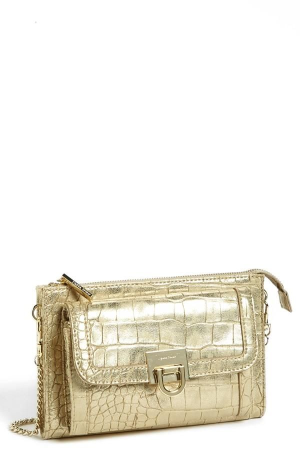 Gold Crossbody