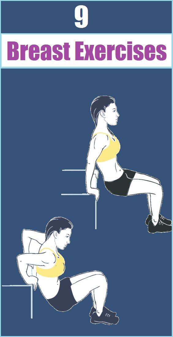 9 Best Breast Exercises..