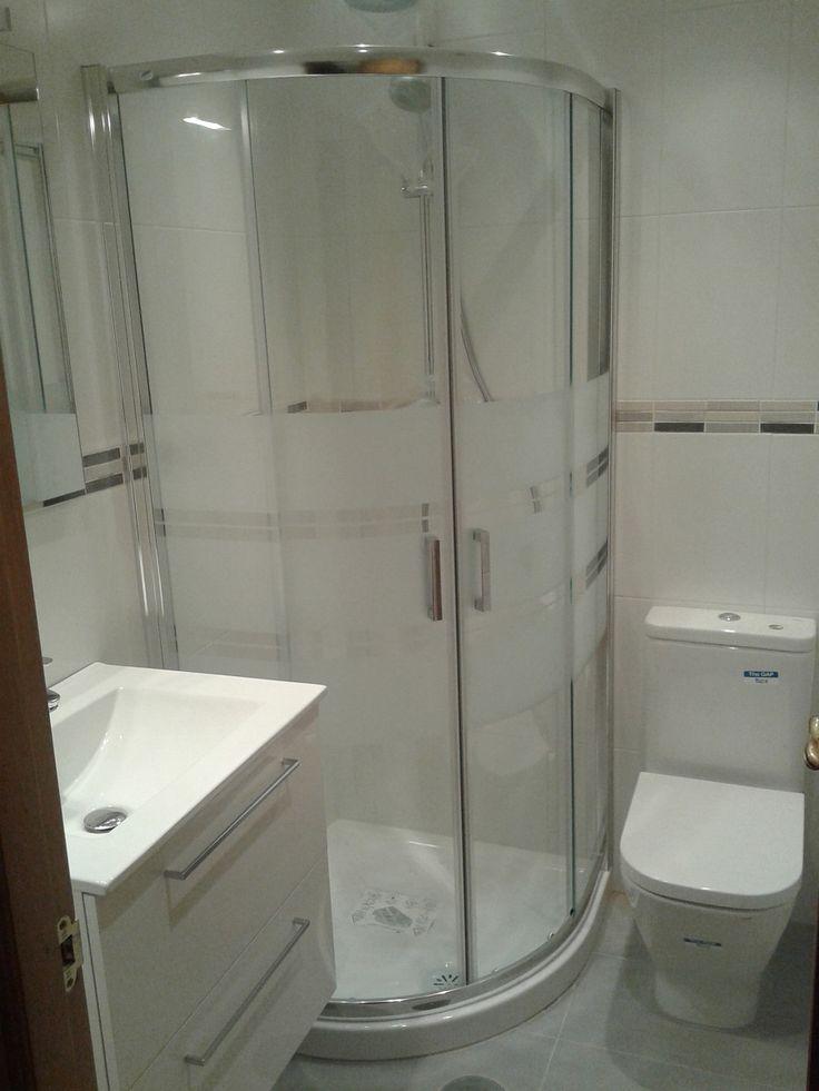 M s de 25 ideas incre bles sobre puertas de ducha en - Como limpiar la mampara de la ducha ...