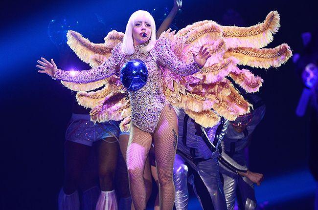 Lady Gaga's artRAVE: The ARTPOP Ball Shape-Shifts Through Atlanta