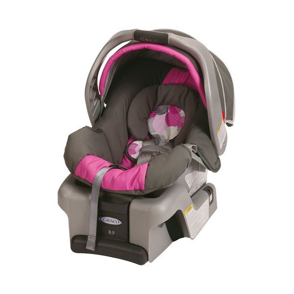 Graco SnugRide Classic Connect 30 Infant Car Seat Lexi ($116) ❤ liked on Polyvore featuring baby