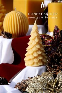 Discover Christmas Gifts under $25 – Beeswax Candles
