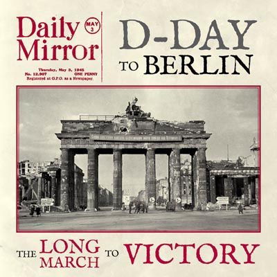 D-DAY TO BERLIN - The Long March to Victory. Review by Mark Barnes - http://www.warhistoryonline.com/reviews/d-day-berlin-long-march-victory-review-mark-barnes.html