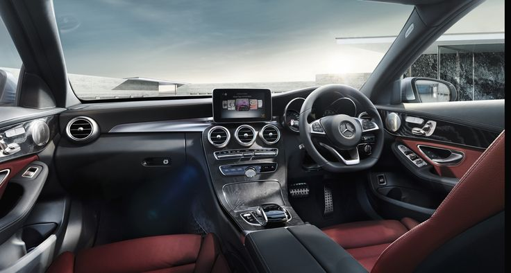 More comfort, more luxury, and more vehicle dynamics. The all new C-Class is a thrilling mix of breathtaking design and innovative Mercedes-Benz technology.