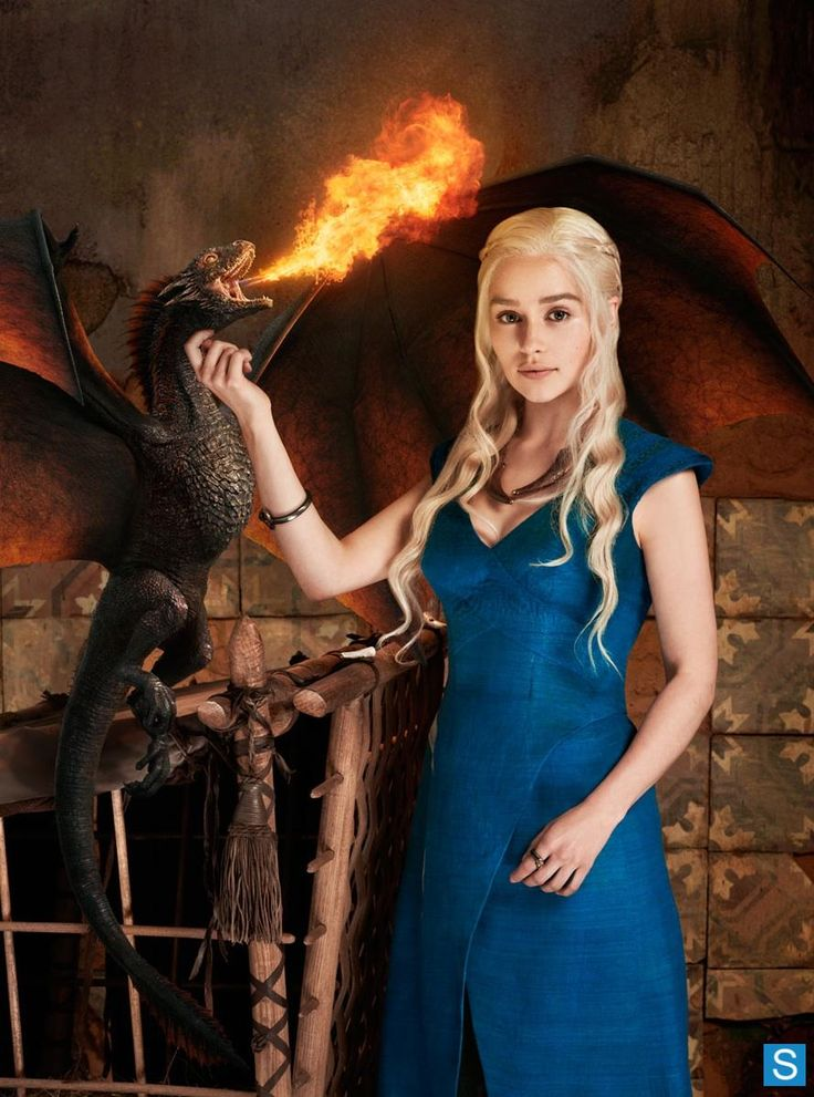 Daenerys Targaryen, Game of Thrones - Season 3 - (889×1198)