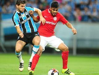 Blog Esportivo do Suíço: Em clássico eletrizante na Arena, Grêmio e Inter empatam