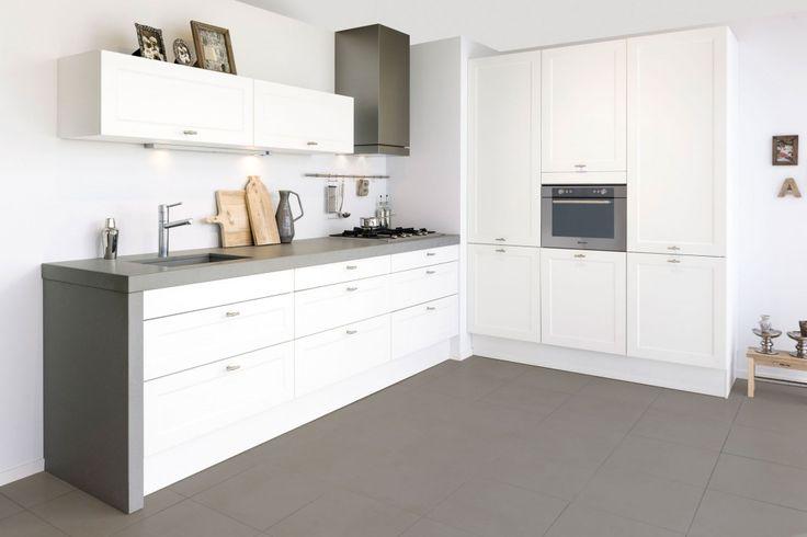 Hoe kies je de vorm van de keuken? - Makeover.nl