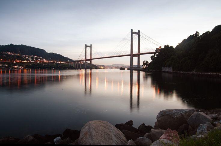 Rande, Vigo, Spain