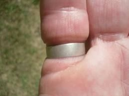 When pulling and tugging can't get that ring off your finger, reach for the WD-40. | 40 Amazing Uses For WD-40