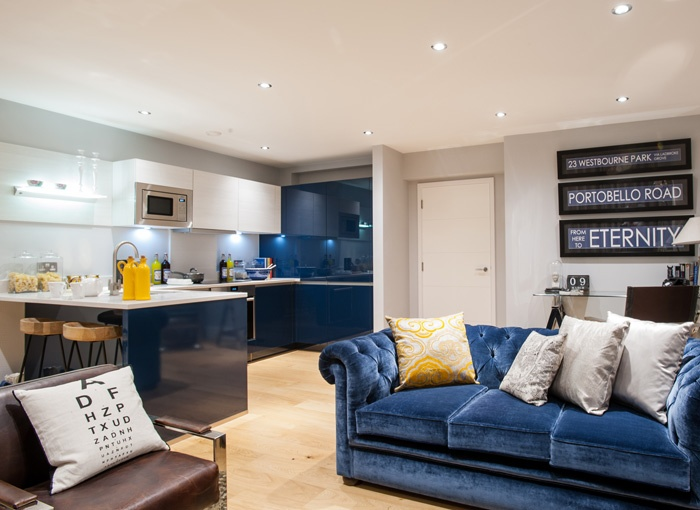Show Home For Portobello Square | Property Gallery · PortobelloDécor IdeasElectric  ...