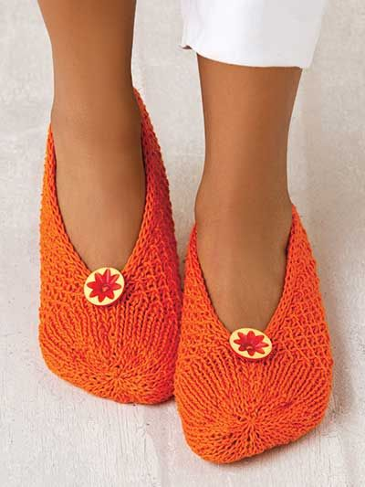 Stitch Sampler Slippers Knitting Patterns - #ad Easy knitting pattern. Choose…