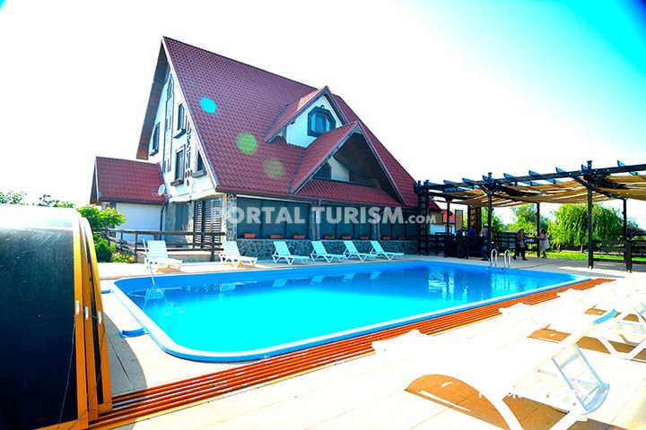 Pensiunea Eden - Crisan, Tulcea, Delta Dunarii - Portal Turism