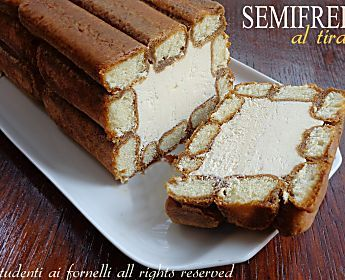 Semifreddo al tiramisu, ricetta dolce freddo al mascarpone e caffè