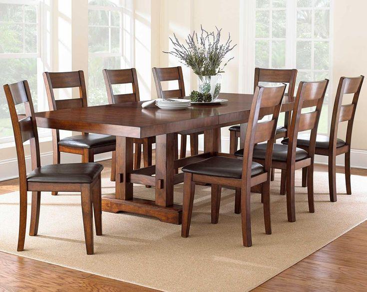 40 best round dining room table sets images on pinterest dining rooms dining area and dining. Black Bedroom Furniture Sets. Home Design Ideas