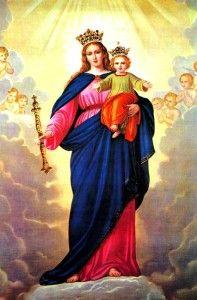 Menina Maria de Nazareth: NOSSA SENHORA AUXILIADORA DOS CRISTÃOS