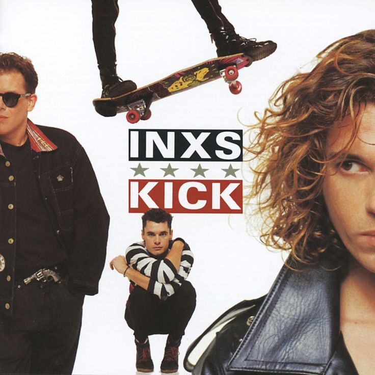 Never Tear Us Apart by INXS - Kick
