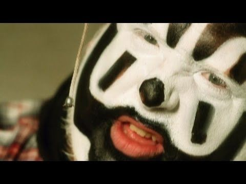 Official video for 'Jump Around' by Insane Clown Posse.  Taken from ICP's Bonus Album Smothered, Covered, and Chunked...