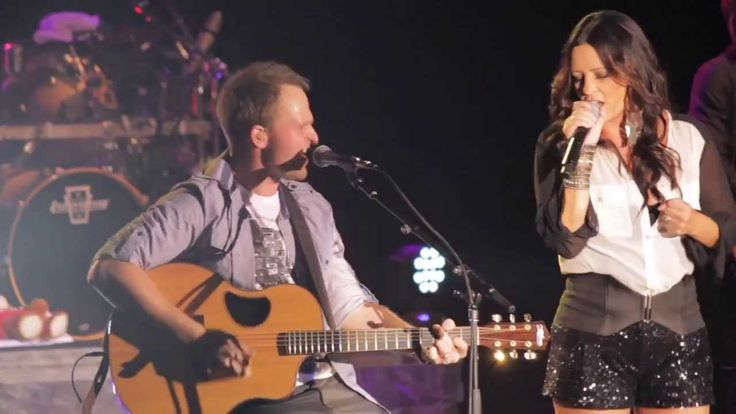 """Sara Evans - """"Just Give Me A Reason"""" - Exclusive Live Video - Pink & Nat..."""