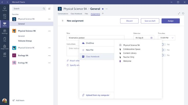 Microsoft Teams in Office 365 Education updates rolling out with more coming soon