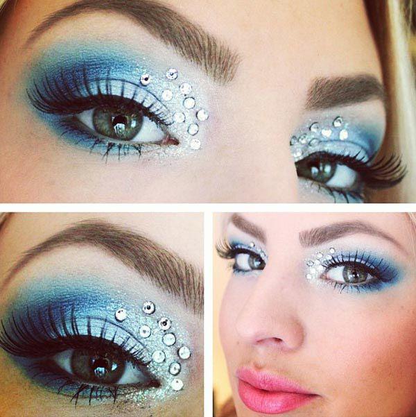 """Share the post """"50 Modelos de maquiagem criativa para o carnaval"""" FacebookTwitterGoogle+Pinterest Carnaval chegou !!! E para quem, como eu, adora essa época e já não vê a hora de tirar as fantasias e as purpurinas do armário. Para você que quer fazer diferente, trago aqui umas ideias de makes super criativas, que com certeza, …"""