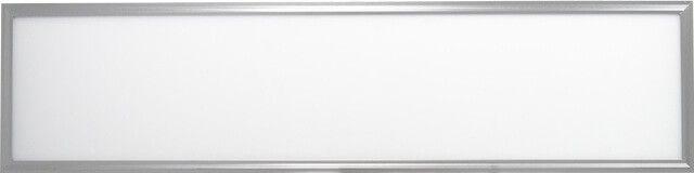 Panoul LED de lumina alb cald sau alb rece si putere de 48 W, este alternativa economica a unui corp neon clasic cu doua tuburi de 36W 30x120 cm. Acest panou LED 48W 30x120 cm poate fi montat in tavanul fals din rigips sau in tavanul casetat, avand incluse in pachet toate accesoriile pentru functionare si instalare.