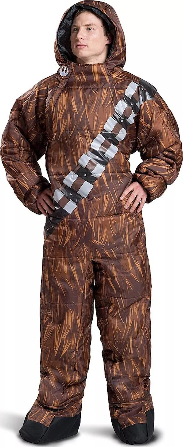 Cosplay In Your Sleep With 'Star Wars' Sleeping Bag Costumes