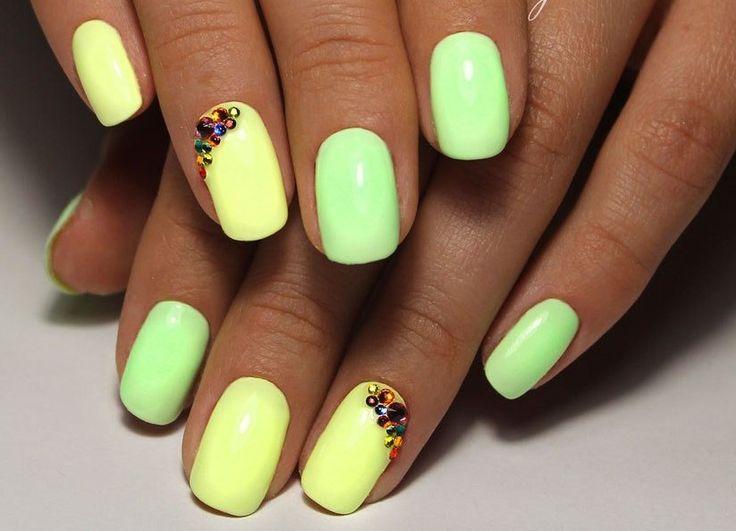 гель-лак дизайн ногтей 2016 6