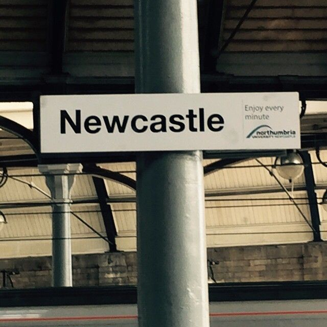 Destination: Newcastle!