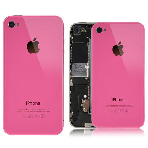 Now that I have successfully replaced both screens on my fiance's iPhone I am debating putting this on mine.  ♥: Pink Iphone, Pink Frames, Iphone Cases, Blue Frames, Iphone 4S, Blue Glasses, Black Frames, Custom Iphone, Pink Glasses