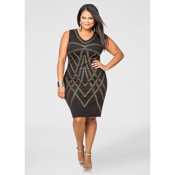Plus size dress vegas 7 day