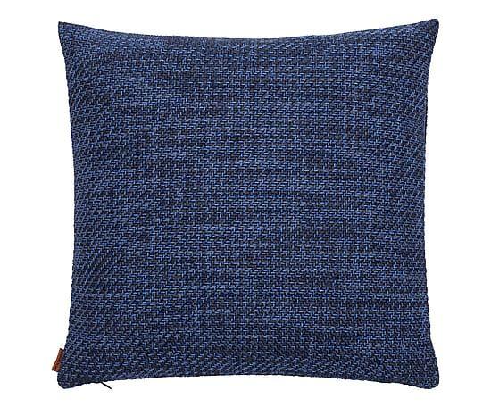 Sierkussen Moomba, blauw, 40 x 40 cm