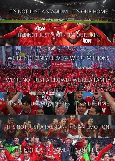 Manchester United- It's our Team.....