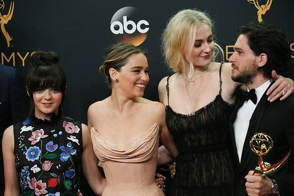 Game of Thrones: Emilia Clarke, Sophie Turner Tease Season 7 ...